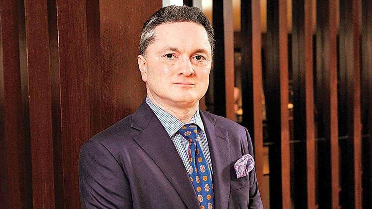 Gautam Singhania, MD and chairman of Raymond Group